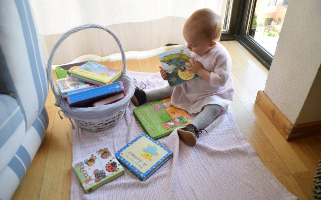 Dia del libro para bebes
